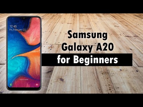 how-to-use-the-samsung-galaxy-a20-for-beginners