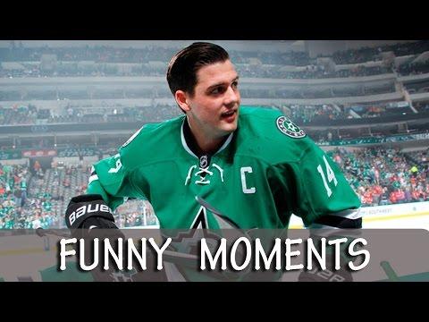 Jamie Benn - Funny Moments [HD]