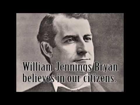 William Jennings Bryan Campaign