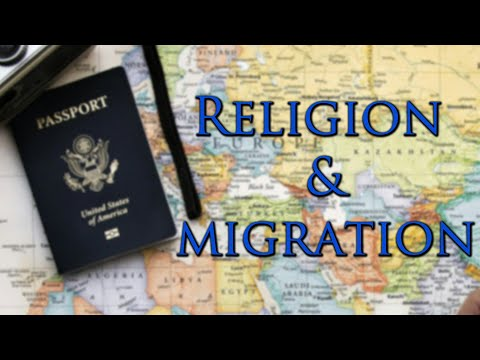 What Happens to Religion When People Migrate?