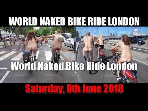 WNBR London 9th June 2018 Preview