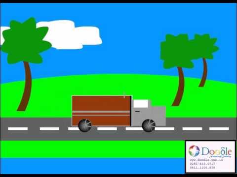 Animasi MobilMubarakDoodle Student  YouTube
