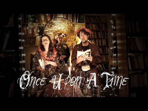 Once Upon A Time - a song inspired by the first lines of novels