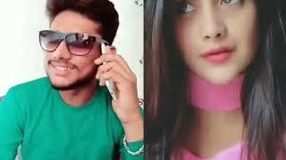 Tik tok duet with Rimpa Roy