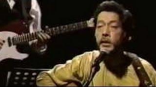 高田渡 スタジオLIVE 1993 『夕暮れ』 【メンバー】 Pf=ロケット・マツ...