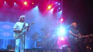 John Lodge performing Talking out of Turn during the Highway 45 spr...