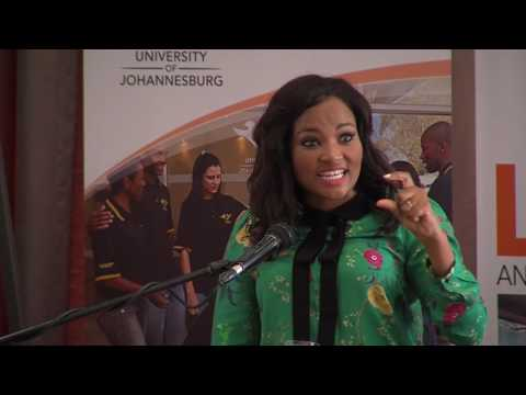 UJ Woman's day 2016 - Siba Mtongana