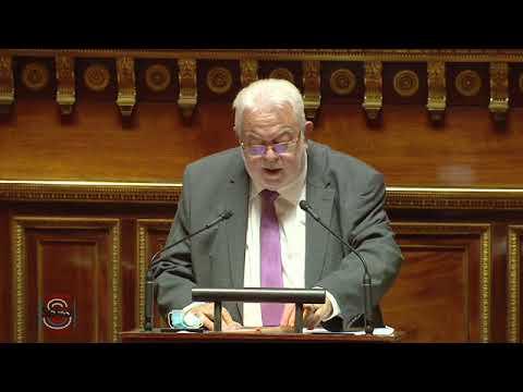 Jean-Pierre DECOOL : Nouvelle lecture PJL Règlement du budget et d'approbation des comptes pour 2019