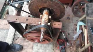 Генератор, 6 КВТ.Мало оборотный для ветряков и гидро турбин.