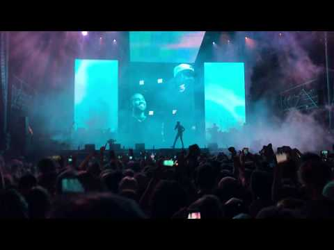 Chance The Rapper - Waves (Live) at Lollapalooza