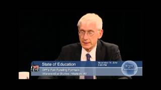 Morning Minute: State of Education with Superintendent Tony Evers