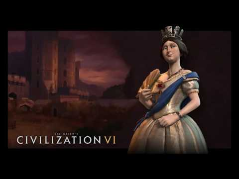 Civ 6 England Victoria Theme music Full