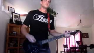 Raise Hell by Hed PE guitar cover