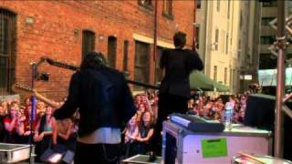 Night Of The Hunter - 30 Seconds To Mars At Take 40 Live In The City