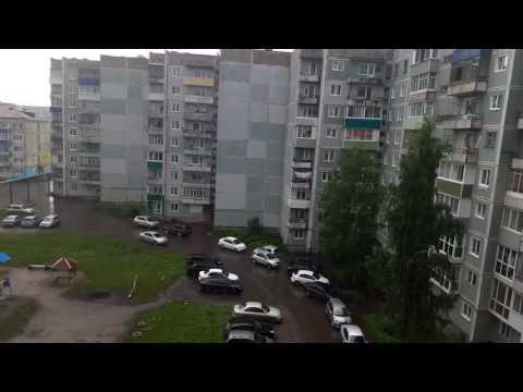 25.06.2016. Погода в городе Киселёвске