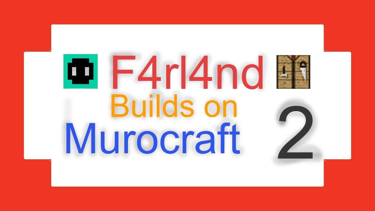 F4rl4nd Builds On Murocraft In Finnish Episode 02 Youtube