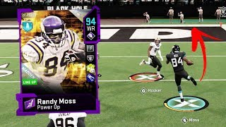 RANDY MOSS IS UNSTOPPABLE OMG - Madden 20 Gameplay