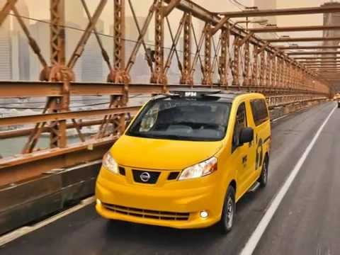Nissan Nv200 Taxi 2014 Youtube