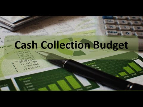 Managerial Accounting: Cash Collections Budget