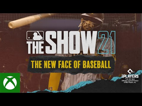 MLB The Show 21 - Announcement with Fernando Tatis Jr.   Xbox Series X S, Xbox One