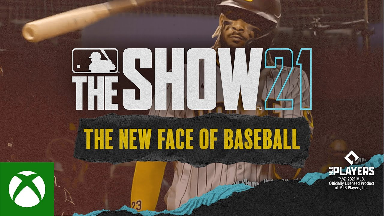 MLB The Show 21 - Announcement with Fernando Tatis Jr. | Xbox Series X|S, Xbox One