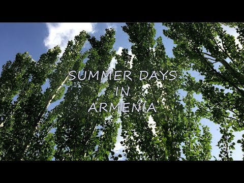 Summer Days in Armenia | Travel Vlog