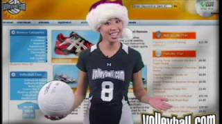 Volleyball Gifts   Shop At Volleyball.com For Volleyball Gifts And Gift Ideas   Happy Holidays