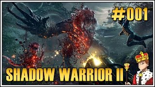 Let's Play Shadow Warrior 2 #001 - Lo Wang in bester Form ( Deutsch | German )