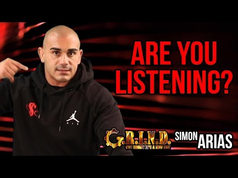 Are You Listening? - Simon Arias - G.R.I.N.D. MESSAGES