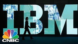 IBM Building Blockchain Platform For Big Banks | CNBC