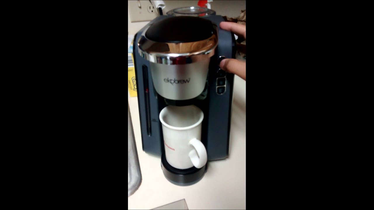 Ekobrew Universal Single Cup Brewer Overview Youtube