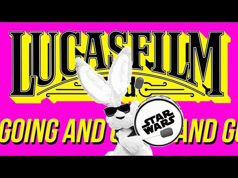 LUCASFILM KEEPS GOING....