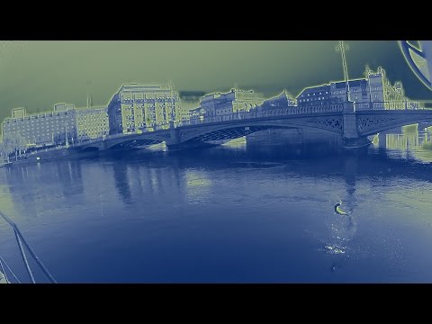 Fly fishing in downtown Stockholm – The ultimate tourism video guide to the royal capital of Sweden