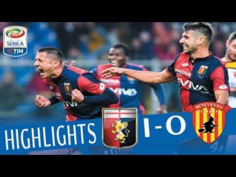 Genoa - Benevento 1-0 - Highlights - Giornata 18 - Serie A TIM 2017/18