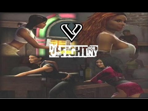 DJFFNY and DJV (The Girl Fighters of Def Jam, All Their Blazins and Taunts)