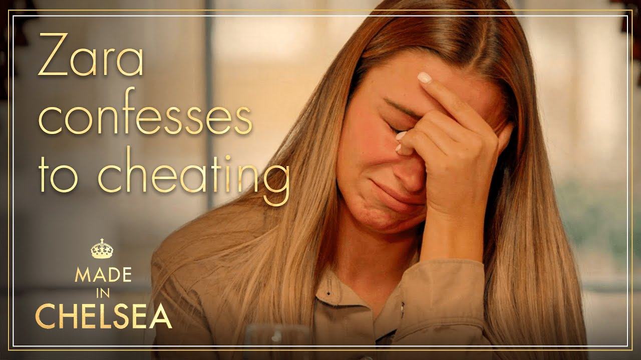 Download Zara makes a SHOCKING CONFESSION   Made in Chelsea