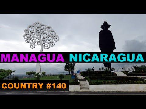 A Tourist's Guide to Managua, Nicaragua