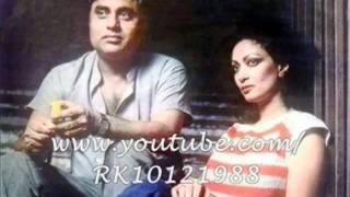 Agar hum kahein aur woh muskura dein Chitra Singh, Jagjit Singh   YouTube