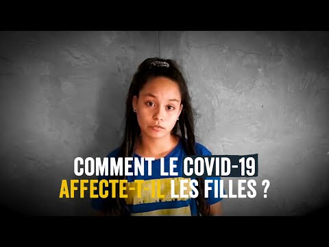 Comment le #COVID19 affecte les filles ? on YouTube