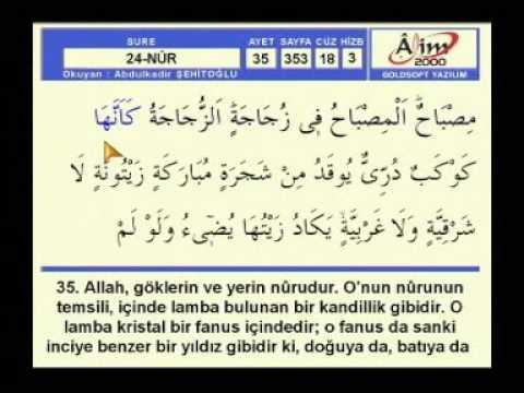 Kur'an'ın Dilinden 353.Bölüm - (Sebe Suresi 31-39)