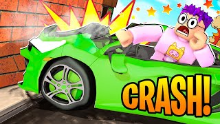 Can We Go MAX LEVEL In ROBLOX CAR CRUSHERS 2!? (EXPENSIVE!)