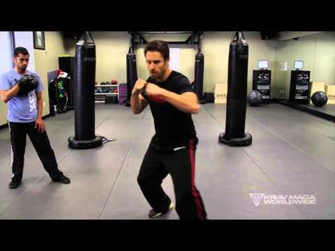 Advancing Punches - Krav Maga Training Technique w/ AJ Draven of KMW - Ep. 37