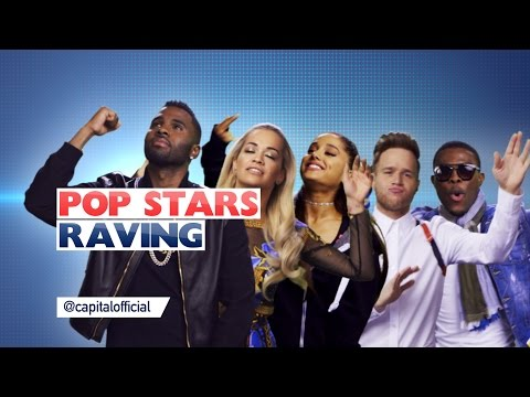 Pop Stars Rave To One Direction!