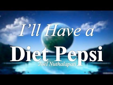 "Vespers: ""I'll Have A Diet Pepsi"""