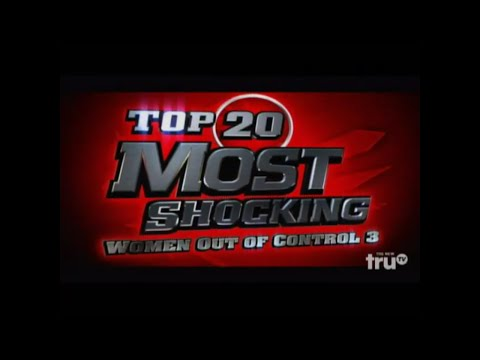 Top 20 Most Shocking - Woman Out Of Control 3