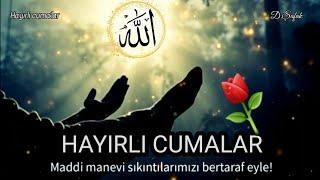 Affet Allah ım.  En Güzel Cuma Mesajları Hayırlı cumalar Whatsapp Durumları için kısa Cuma Videosu