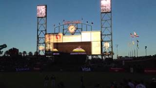 Chipper Jones last stand at SF Giants