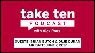 Take Ten with Alex Roux: Brian Butch and Duje Dukan | Wisconsin | Big Ten Basketball thumbnail