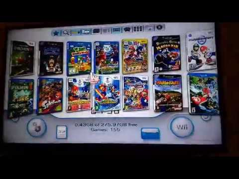 Tutorial [Wii] How to Play Wii and GameCube Games from a ...