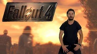 Реакция Шайа ЛаБафа на трейлер Fallout 4